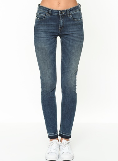Jean Pantolon | Normal Bel Skinny-Pieces